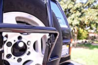 Allen Sports Deluxe 2-Bike Spare Tire Mounted Rack