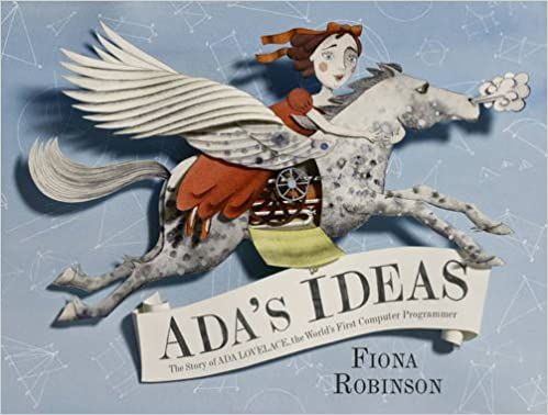 Image result for ada's ideas the story of ada lovelace