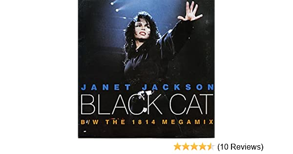 Janet Jackson Janet Jackson Black Cat 7 Single 1990 A M