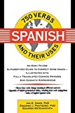 Essential grammar taught simply and directly. 750 Spanish Verbs and Their Uses gives you the backbone of language study -- correct verb usage -- by showing verb conjugations in their contexts. To understand the value of such an approach, consider the...