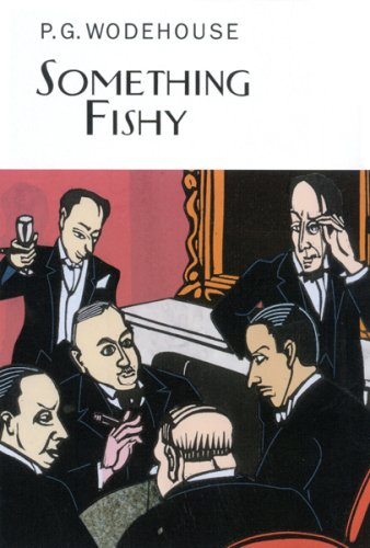 Book cover for Something Fishy