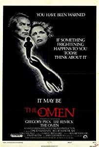 27 x 40 The Omen Movie Poster