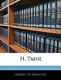 H Taine, Amedee De Margerie, 1143819608