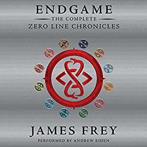 Endgame: The Complete Zero Line Chronicles Audiobook