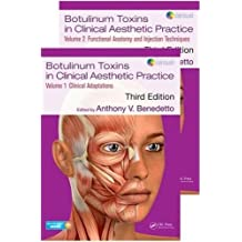 Botulinum Toxins in Clinical Aesthetic Practice 3E: Two Volume Set