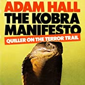 The Kobra Manifesto: Quiller, Book 7 | Adam Hall