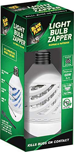 How to buy the best bulb zapper black flag?