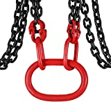 Happybuy 5Ft Chain Sling 5/16 Inch X 5 Ft Engine