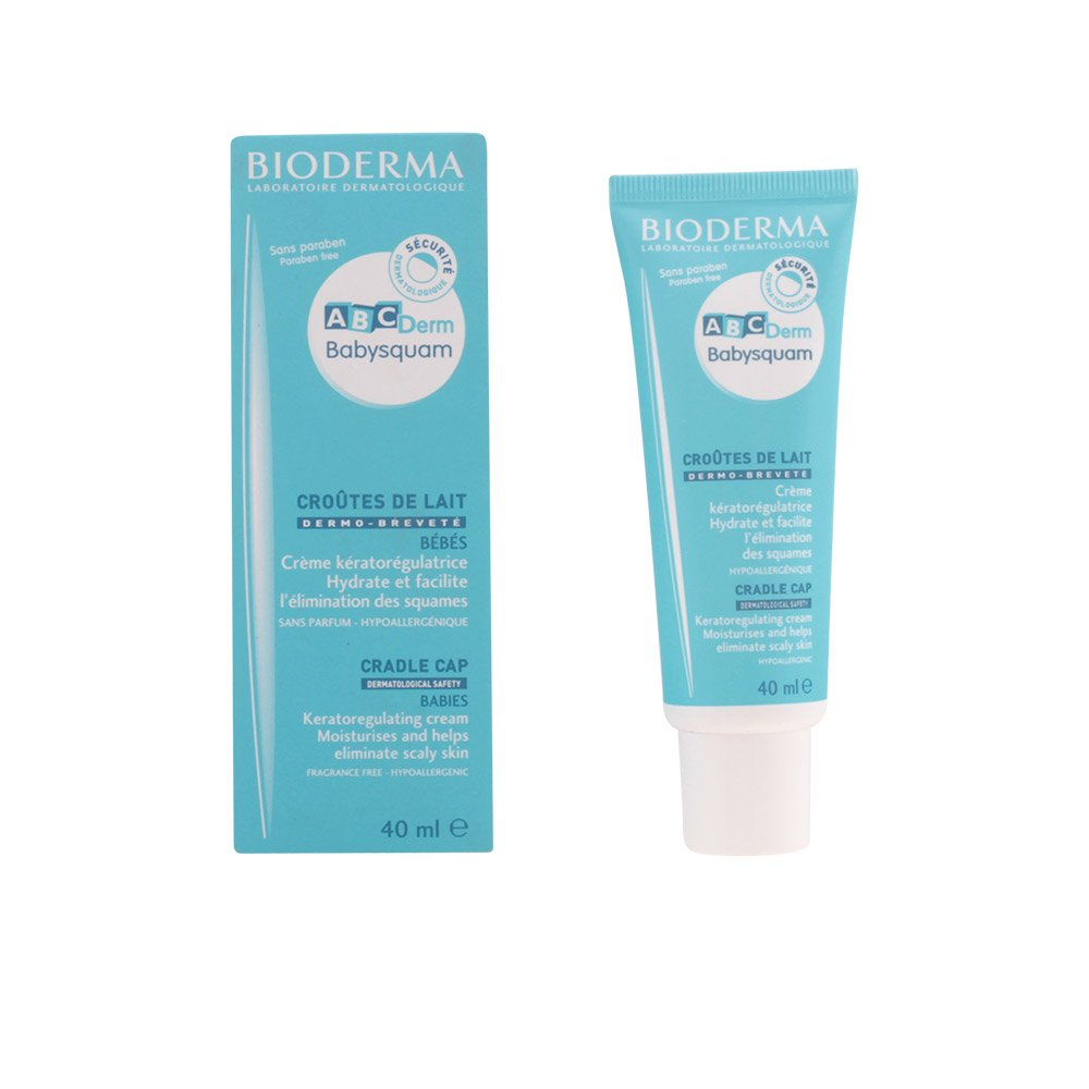 Bioderma ABCDerm Babysquam for Cradle Cap 40 ml 3401577538373