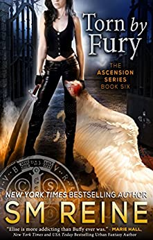 Torn by Fury (The Ascension Series Book 6) by [Reine, SM]