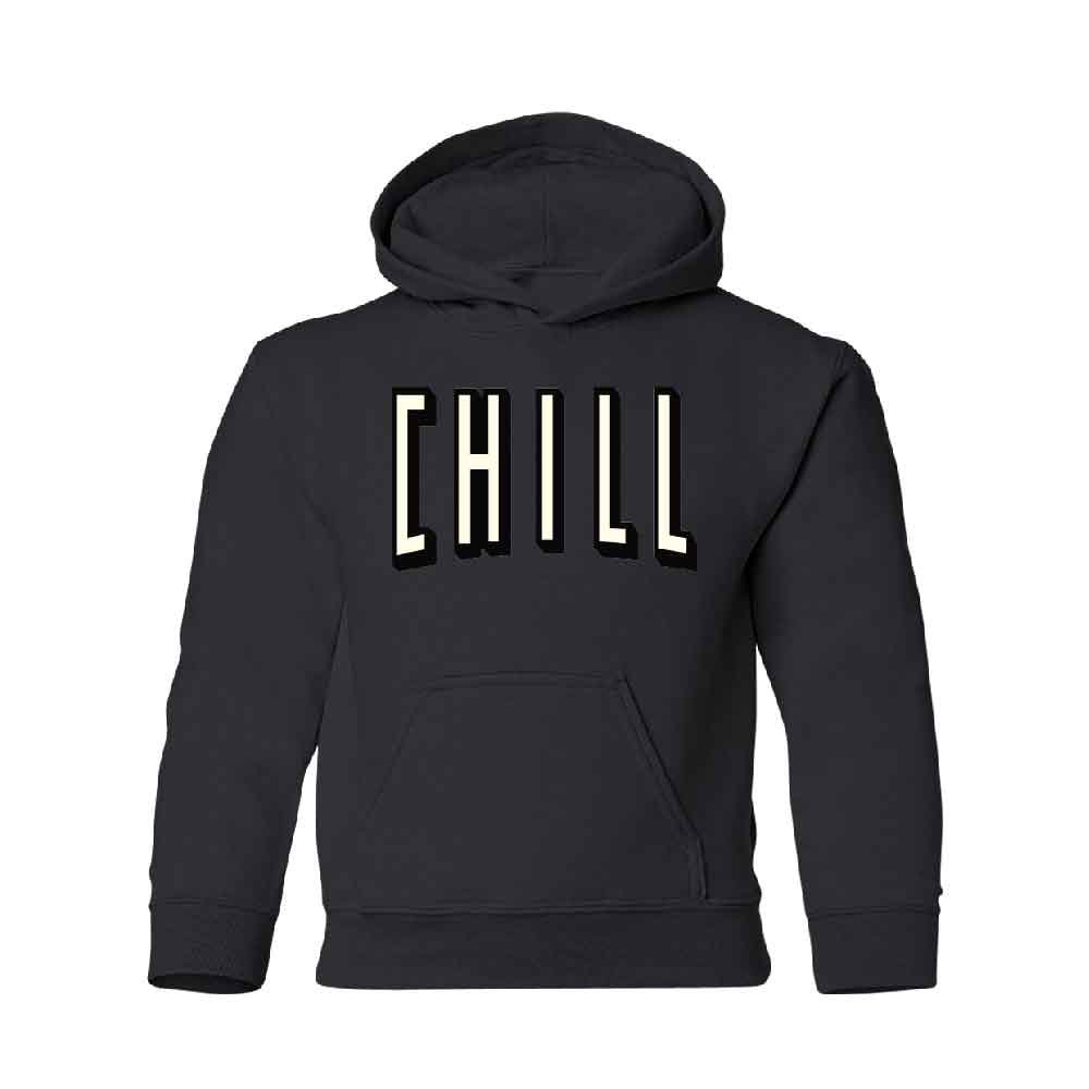 Chill YOUTH Hoodie Funny Epic Tv Series Cool Gift for Christmas Halloween
