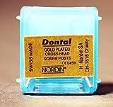 Nordin Dental HN-S2 Swiss Made Gold Plated
