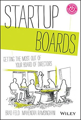 Startup Boards Getting Board Directors product image