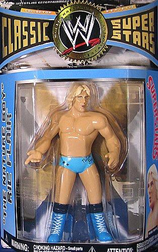 Jakks Pacific WWE Classic Superstars Series No. 18 Ric Flair-LJN Style Chaser by Jakks Pacific