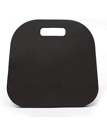Skyoo Pack de 3 Almohadillas de Espuma con Efecto Memoria para Asiento de Coche, con