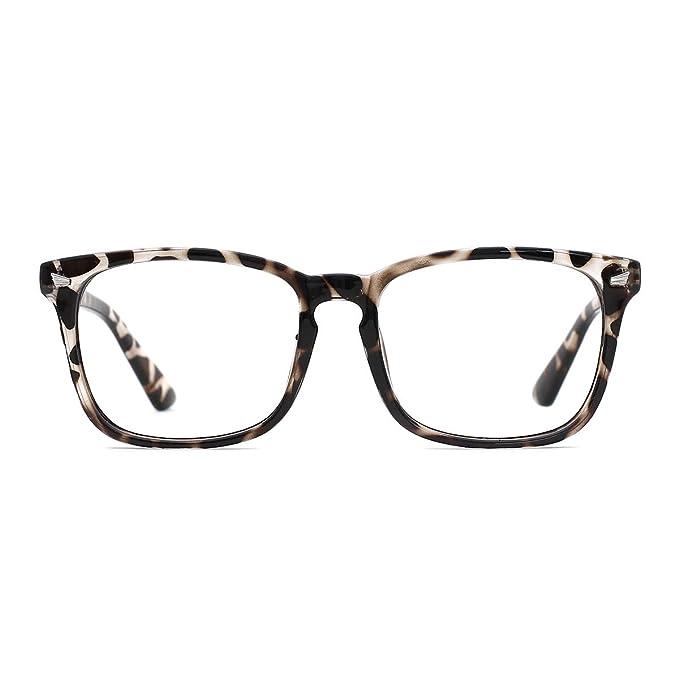 Amazon.com: TIJN - Gafas de lectura cuadradas y progresivas ...