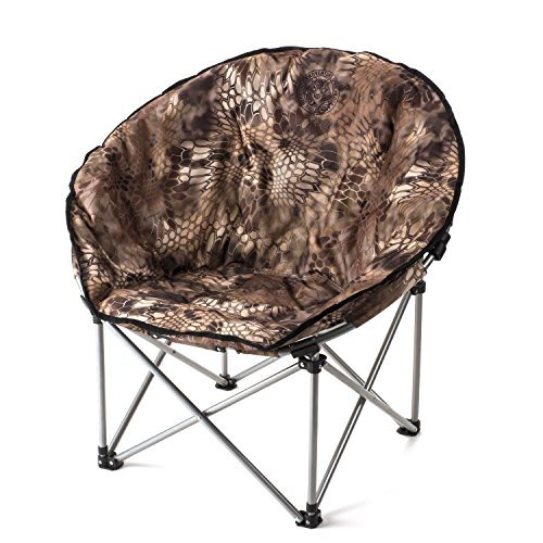 Price comparison product image Lucky Bums Moon Camp Chair,  Kryptek Highlander - Large