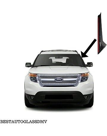 LH New OEM Rear Door Window Applique 2015-2020 GM Full Size SUV models