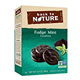 Back To Nature Non GMO, Fudge Mint Cookies, 6.4 ounce