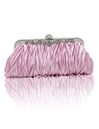 kingluck Silk Cocktail Evening Handbags/Clutches in Gorgeous Silk More Colors Available