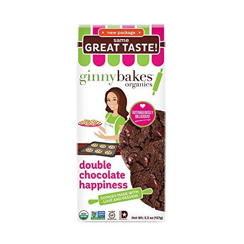ginnybakes organics Organic Chocolate Happiness product image