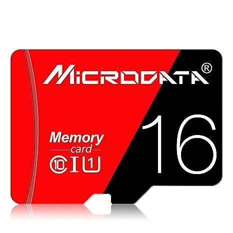 JYL Tarjeta de Memoria TF Tarjetas Micro SD Clase 10 4GB 8GB 16GB ...