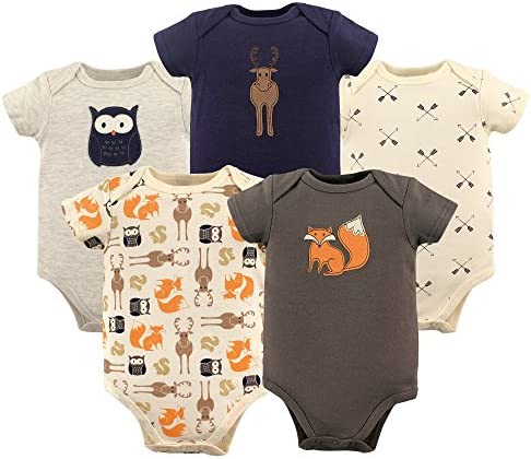 Hudson Baby Unisex Cotton Bodysuit product image