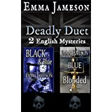 Deadly Duet: Two English Mysteries: Black & Blue and Blue Blooded (Lord & Lady Hetheridge Mysteries)