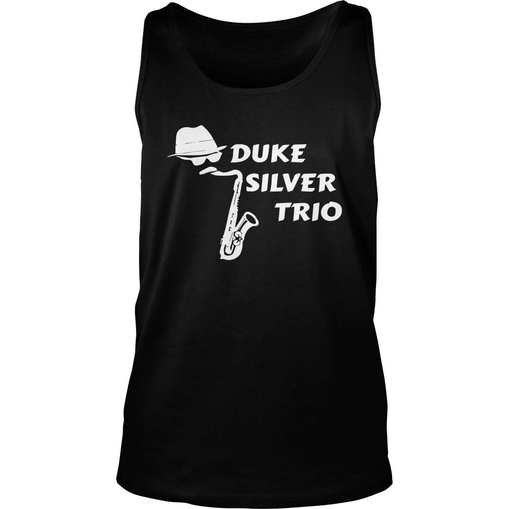Amazon PinpopLLC Duke Silver Trio Tank Top