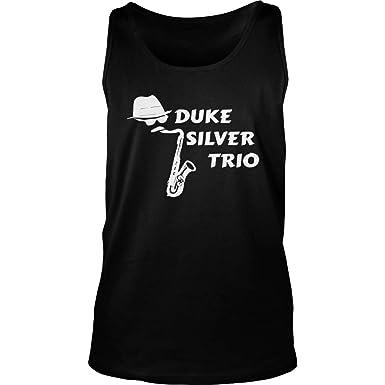 PinpopLLC Duke Silver Trio Tank Top