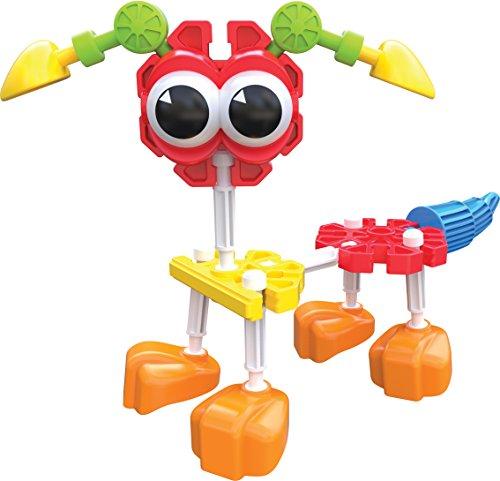 516fpNjX4tL - K'Nex Zoo Friends Construction Toy (55 Piece)