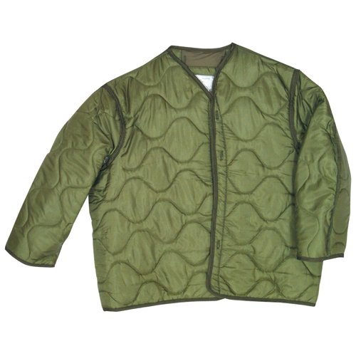 Fox Outdoor Products M65 Field Jacket Liner, Olive Drab, Large