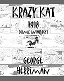 Krazy Kat 1918 [Comic Anthology]