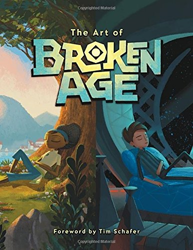 The Art of Broken Age (Vowels Funny Phonics Puzzle)