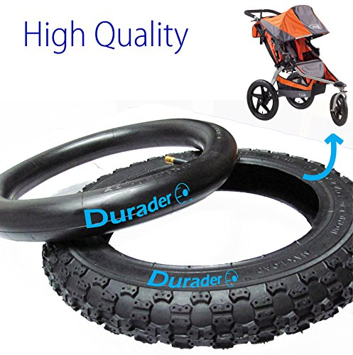 (front tire & tube) for BOB Revolution Pro Stroller by Lineament