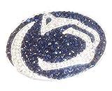penn emblem - Penn State University Crystal Emblem Brooch Pin