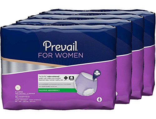 Prevail Absorbency Incontinence Underwear 16 Count product image
