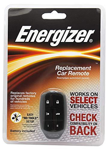 Car Keys Express Energizer Replacement Car Remote (Car Keys Remote)
