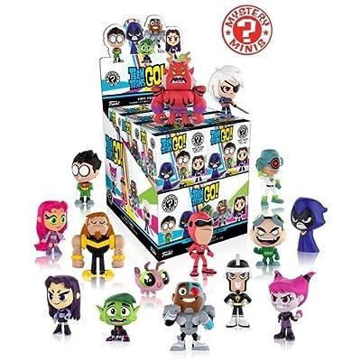 Funko Mystery Mini: Teen Titans Go! Collectible Vinyl Figure: Funko Mystery Mini:: Toys & Games