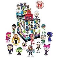 Funko Mystery Mini: Teen Titans Go! Figura de vinilo coleccionable