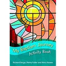 My Baptism Journey (Activity Book)