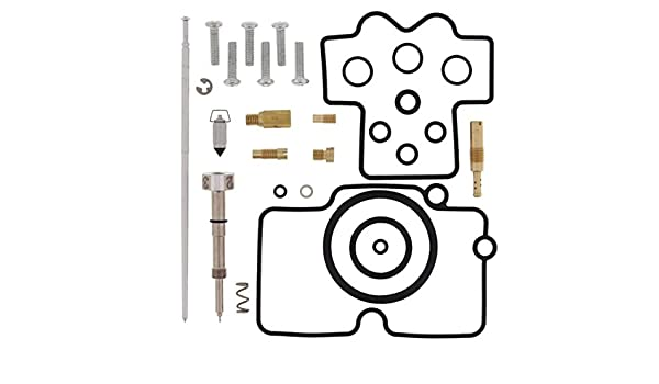 New All Balls Carburetor Rebuild Kit 26-1374 For Honda TRX 450 R 2008-2009