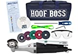 Complete Horse Hoof Care Set/ Trimmer Set 110v US