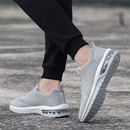 athlétique Sports Chaussures Femme Sneakers Multisports de 5066 Chaussures Grey Course Outdoor de Baskets Gym Fitness Homme 1PFqF