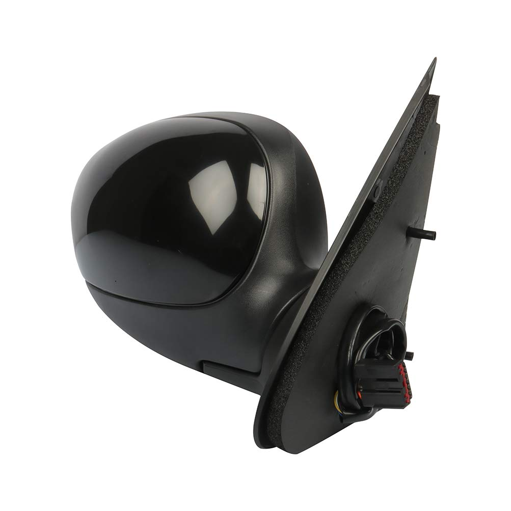 SCITOO Passenger Right Side Mirror Convex Side View Mirror Fits for 2000-2001 Ford F150 CONTOURTY PECREW CAB Power Control Signal Manual Folding FO1321221