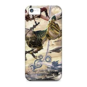 Hot Style EFPLEmt2748EjezC Protective Case Cover For Iphone5c(ff13 Odin)