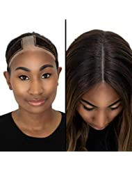 Milano Collection New! Lace WiGrip Velvet Comfort Wig Grip Band for Lace Wigs and Frontals Chocolate Brown (Patent Pending)