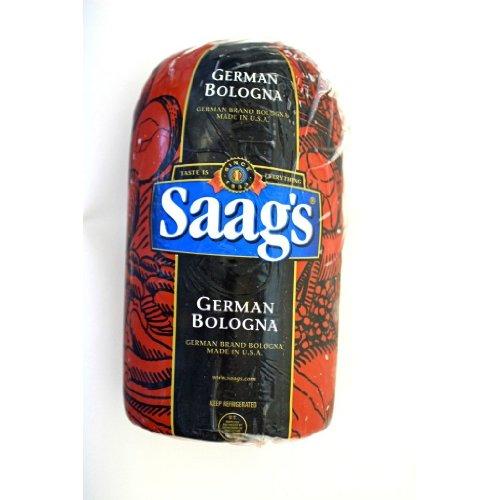 Saag's German Bologna 5lb