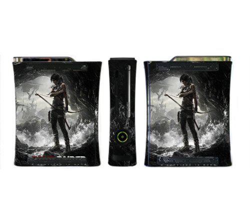 Tomb Raider Game Skin for Xbox 360 Console, Best Gadgets