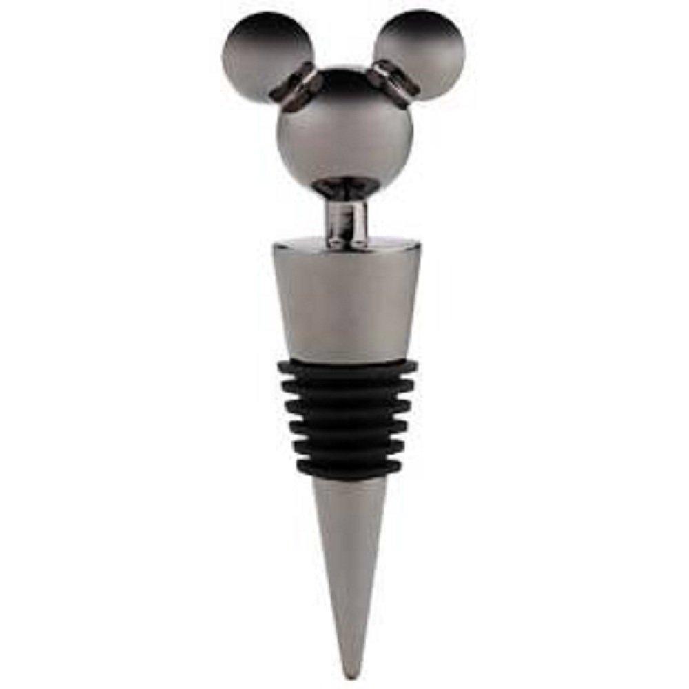 Amazon.com: Disney Parks Exclusive Mickey Ears Bronzed Bottle ...